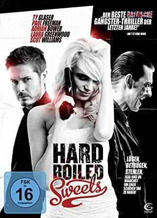 Hard Boiled Sweets (DVD)