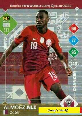 311 - Almoez Ali – Game Changer  - ROAD TO FIFA WORLD CUP QATAR 2022