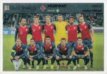 UNL12 - Norway Team Photo - Road to Euro Cup 2020