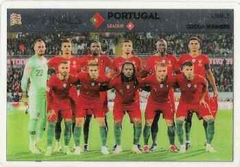 UNL3 - Portugal Team Photo - Road to Euro Cup 2020
