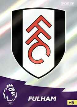 352 - Club Badge - Fulham   - AXPL 20/21