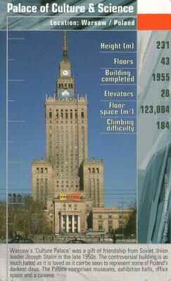 Top Trumps Wolkenkratzer - Palace of Culture and Science - (Art.Nr.19)