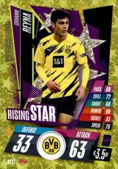 RS11 - Giovanni Reyna - Rising Star  - MACL20/21