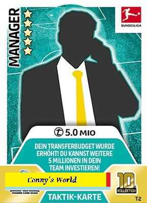 MA-17/18  - T2 - Manager - Tactic-Karten