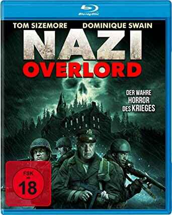 Nazi Overlord - Der wahre Horror des Krieges [Blu-ray]
