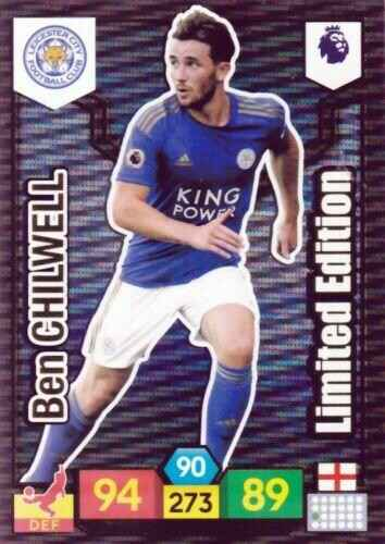 LE-BC - Ben Chilwell - Limited Edition - AXPL 19-20