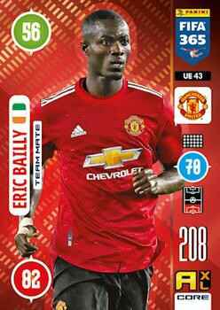 UE43.  Eric Bailly (Manchester United) - FIFA 365 * 2021 * Team Mates