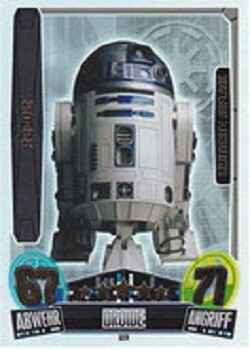 LE9 - R2-D2 - Droid - German Limited Edition - FAMOV3