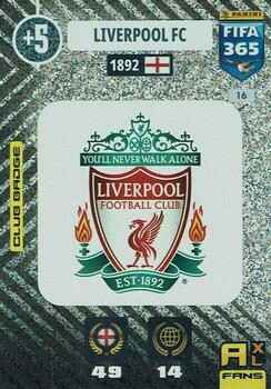 16.  Club Badge (Liverpool) - FIFA 365 * 2021 *
