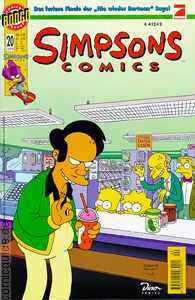 SIMPSONS Comics Nr.20 JUN 98