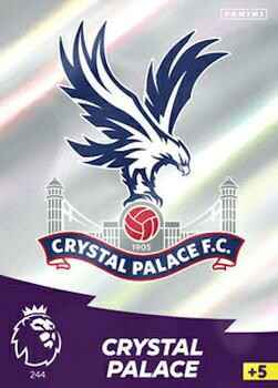 244 - Club Badge - Crystal Palace   - AXPL 20/21