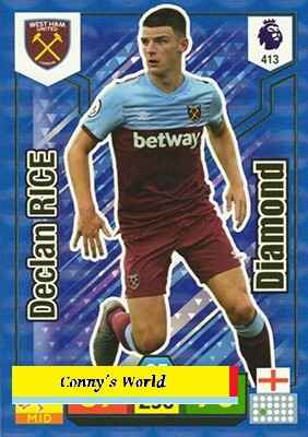 413 - Declan Rice - Diamond - AXPL 19-20