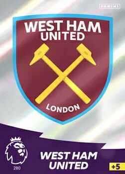 280 - Club Badge - West Ham United   - AXPL 20/21