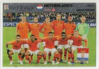 UNL1 - Netherlands Team Photo  - Road to Euro Cup 2020