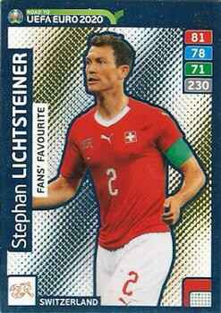271 - Stephan Lichtsteiner  - Fans Favourite - Road to Euro Cup 2020