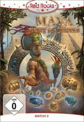 Maya - Fight For Jewels (PC, 2011, DVD-Box)