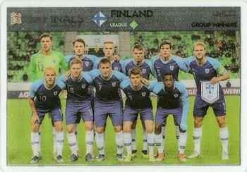UNL11 - Finland Team Photo - Road to Euro Cup 2020