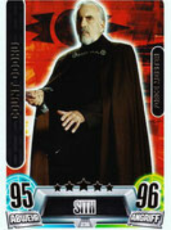 236 - COUNT DOOKU - Sith - Force Meister - FAMOV2
