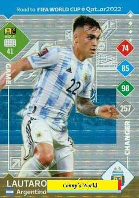 41 - Lautaro Martínez – Game Changer  - ROAD TO FIFA WORLD CUP QATAR 2022
