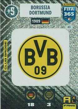 43.  Club Badge (Borussia Dortmund) - FIFA 365 * 2021 *