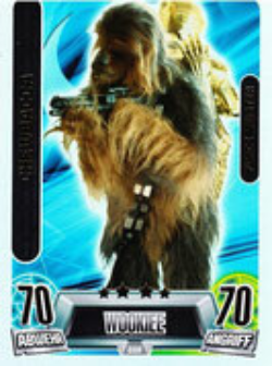 228 - CHEWBACCA - Wookie - Force Meister - FAMOV2