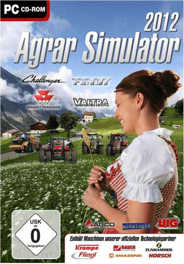 Agrar Simulator 2012 (PC)