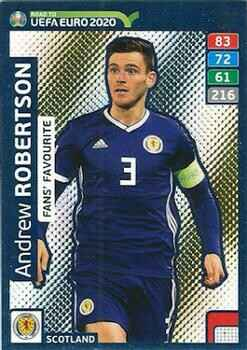 270 - Andrew Robertson  - Fans Favourite - Road to Euro Cup 2020
