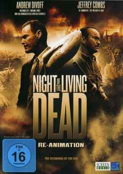 Night Of The Living Dead (Re-Animation) [DVD] (18)