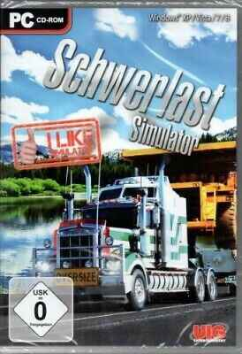 Schwerlast Simulator - I like Simulator - PC - deutsch