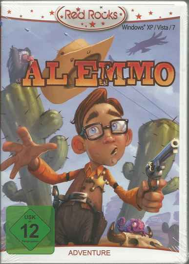 Al Emmo von Red Rocks (PC, 2012, DVD-Box)