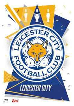 LEI1 - Leicester City FC - Club Karte - MACL20/21