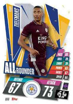 LEI3 - Youri Tielemans - Allrounder  - MACL20/21