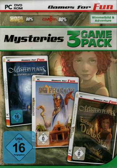 Mysteries 3 Game Pack 2
