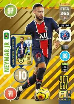 UE144.  Neymar Jr (Paris Saint-Germain) - FIFA 365 * 2021 * Winter Stars