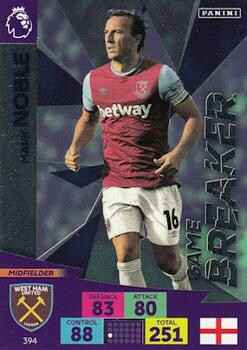 394 - Mark Noble - West Ham United - Game Breaker - AXPL 20/21