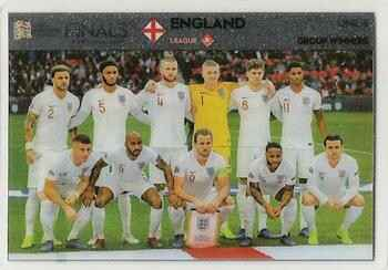 UNL4 - England Team Photo - Road to Euro Cup 2020