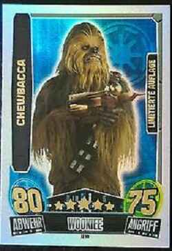 LE10 - Chewbacca - Wookiee - German Limited Edition - FAMOV3