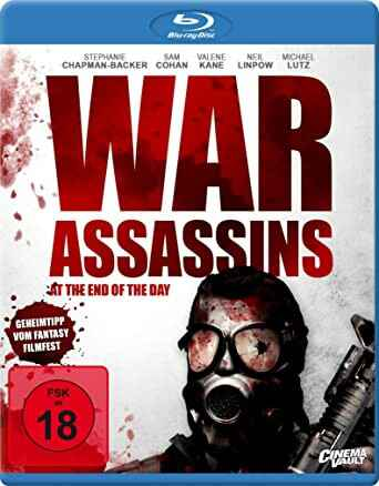 War Assassins - At The End Of The Day [Blu-ray]