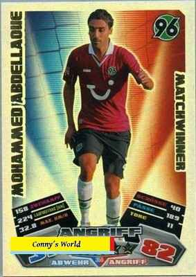 MA-12/13 - 350 - MOHAMMED ABBELLAOUE - Matchwinner
