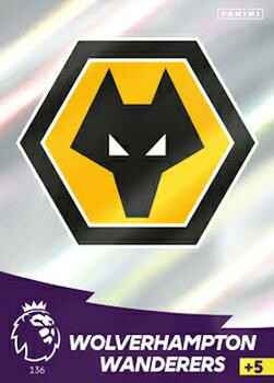 136 - Club Badge - Wolverhampton Wanderers   - AXPL 20/21