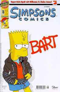 Simpsons Comics 18 , April 1998