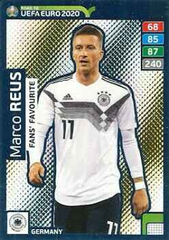 251 - Marco Reus - Fans Favourite - Road to Euro Cup 2020