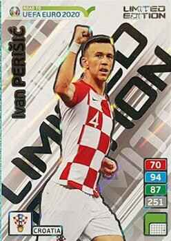 LE02 - Ivan Perisic  - Limited Edition - Road to Euro Cup 2020