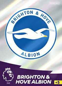 262 - Club Badge - Brighton & Hove Albion   - AXPL 20/21