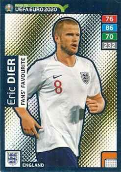 242 - Eric Dier - Fans Favourite - Road to Euro Cup 2020