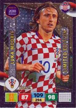 LE03 - Luka Modric - ROAD TO WM 2018 - Limited Edition