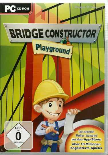 Bridge Constructor Playground - PC