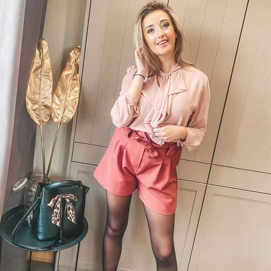BLOUSE : Pink Love