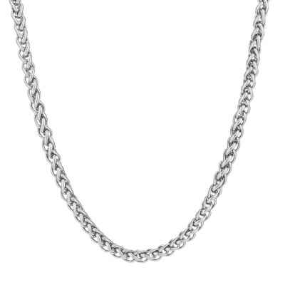 Ketting Chunky chain - zilver