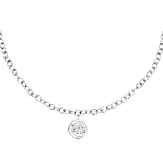 Ketting Moonlight chain - zilver